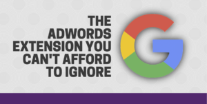 Adwords Sitelink Extensions You Can't Ignore