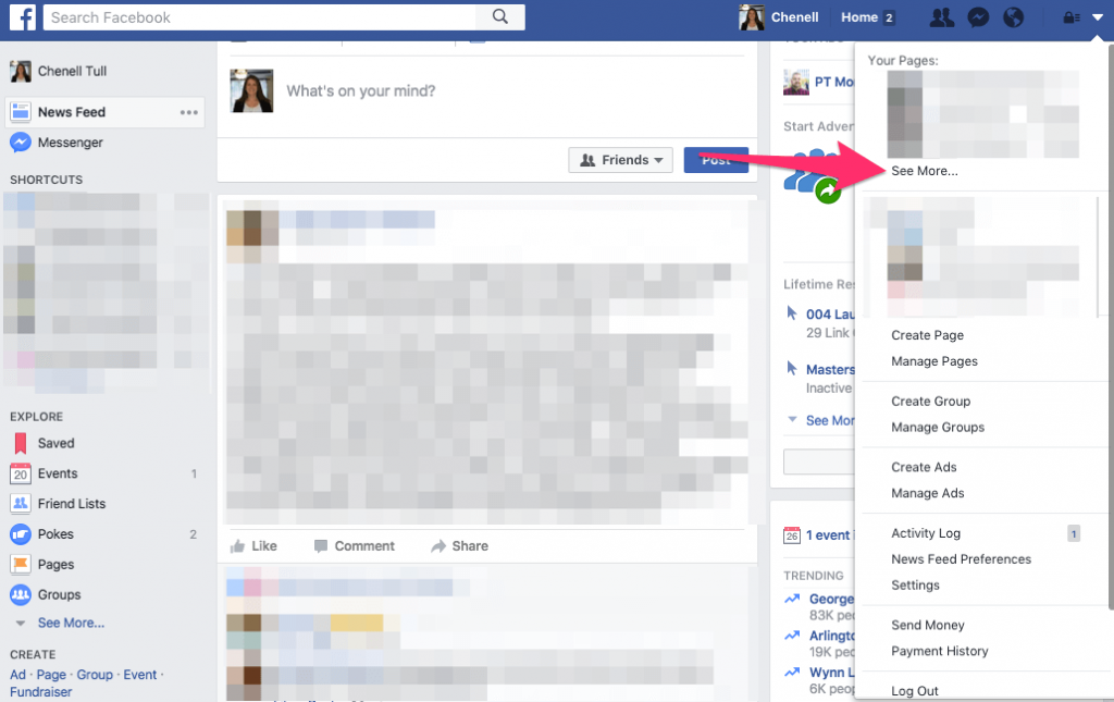 How to Quickly Add an Admin to Your Facebook Page [& What They'll Have  Access To] - Conversion Owl Marketing