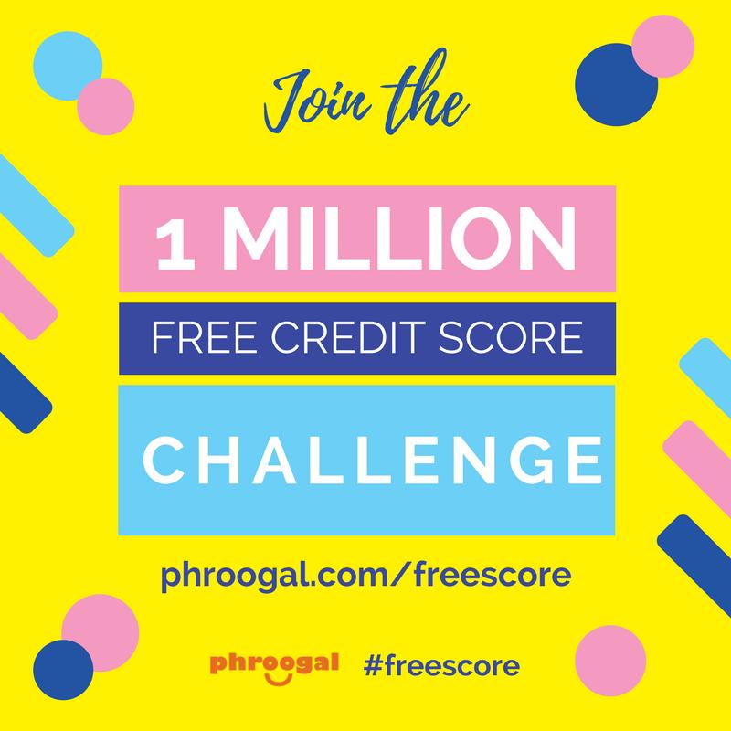 free credit score challenge